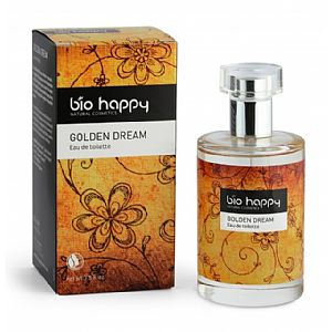 Eau de Toilette Golden Dream 100 ml. de Bio Happy