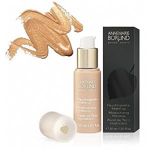 Maquillaje fluido hidratante Annemarie Börlind Honey 26K (30 ml.)