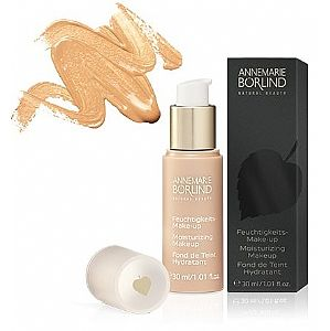 Maquillaje fluido hidratante Annemarie Börlind Natural 31K (30 ml.)