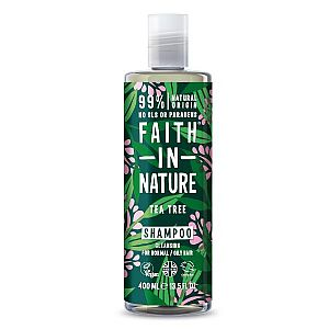 Champ� de �rbol del T� Faith in Nature 400 ml.