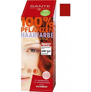 Colorante vegetal Rojo Natural 100 grs. de Sante