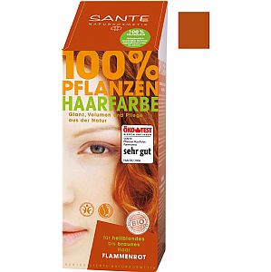 Colorante vegetal Cobre Intenso 100 grs. de Sante