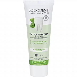 Logodent Dentífrico Menta Extra-fresh (antiguo Daily Care) 75 ml.