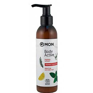 Body Active Crema para piernas cansadas Mon 200 ml.
