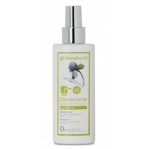 Desodorante spray Iris Greenatural 100 ml.