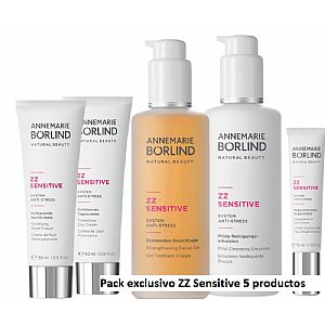 ZZ Sensitive Pack completo 5 productos de Börlind