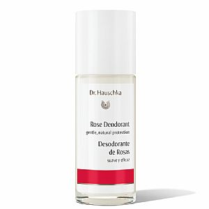 Desodorante roll-on de Rosas Dr. Hauschka 50 ml.